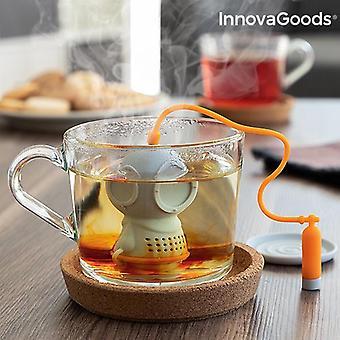 2-pak, Tea Infuser japansk inspireret design
