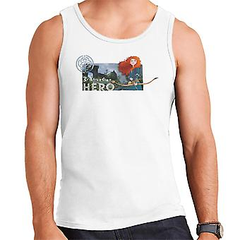 Pixar Brave Be Your Own Hero Men's Vest