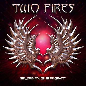 L'importation de deux feux - Burning Bright USA [CD]