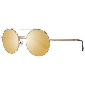 Gold Women Sunglasses