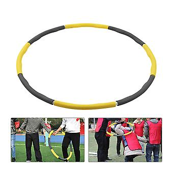 Weighted Abdominal Exerciser Gym Fitness Hula Hoop Core Strength