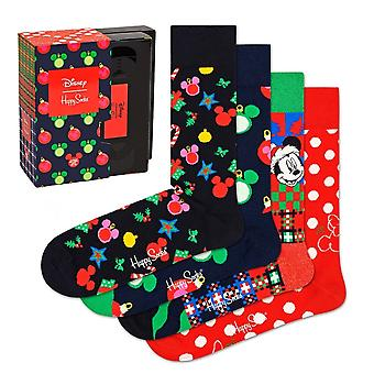 Happy Socks 4-Pack Disney Loma lahjalaatikko