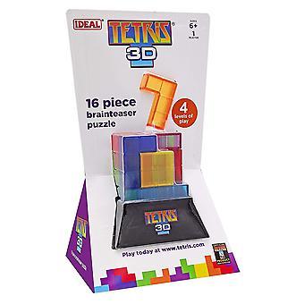 John Adams Tetris 3D