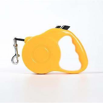 Retractable Pet Leash 5 Meters Long Dog Leash, Durable And Comfortable To Hold