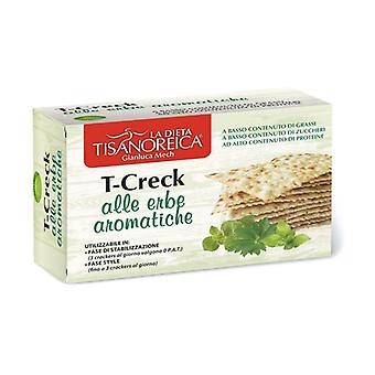 Aromatic Herbs Crackers None