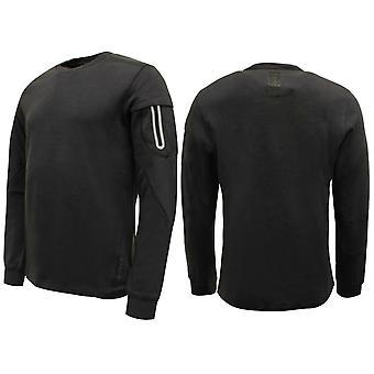Diadora Mens Evo Sweatshirt Pullover Pullover Blau 102.171140 80001 A38D
