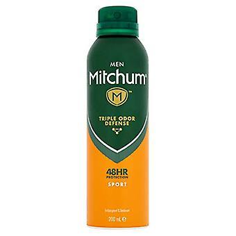 Mitchum Men Sport Deodorant Spray 200ml