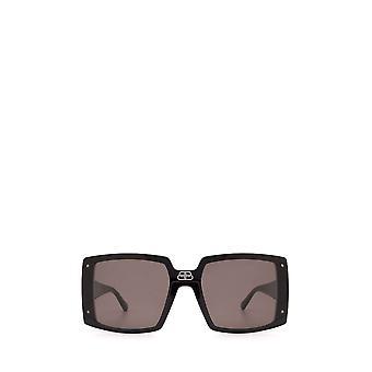 Balenciaga BB0081S black female sunglasses