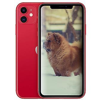 iPhone 11 128GB Rood