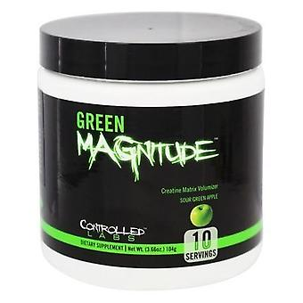 Controlled Labs Green Magnitude Sour Green Apple 104 gr 10 Servings