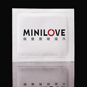 Non-woven Fabric Male Sex Wet Wipes Delay Tissue