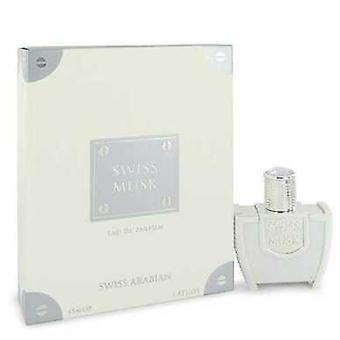 Swiss Musk By Swiss Arabian Eau De Parfum Spray (unisex) 1.5 Oz (miehet) V728-546345
