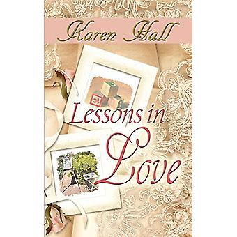 Lessons In Love by Karen Hall - 9781601549686 Book