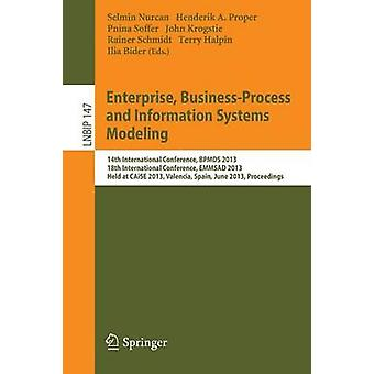Enterprise - Business-Process and Information Systems Modeling - 14th