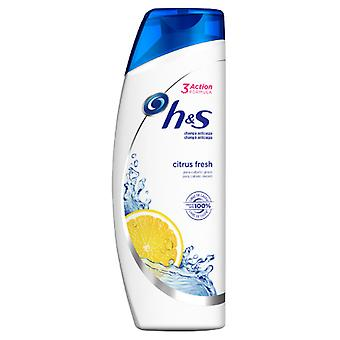 H&S Shampooing Citrus 540 ml