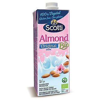Scotti Bebida de almendras sin azúcar 1 L