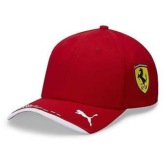 Vuoden 2021 Ferrari-tallin korkki (punainen)