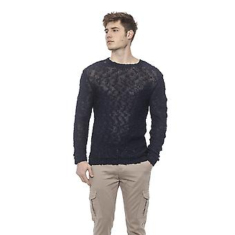 Alpha Studio Blunavy Sweater - AL1374536