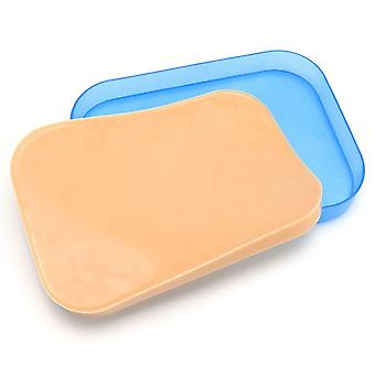 Medical-surgical Incision Silicone Suture Training Pad Practice Surgical Skin