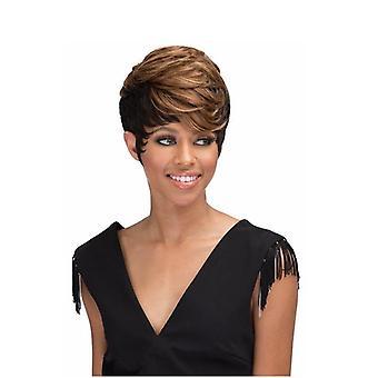 高品質の自然な現実的かつら女性のファッション合成ウィッグ偽の髪