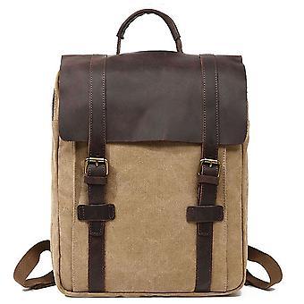Voyage extérieur petit sac à dos hommes & s sac d'école en toile respirant