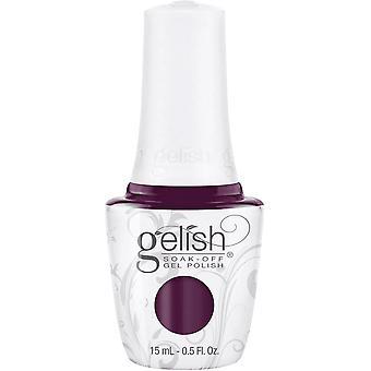 Gelish Soak Off Gel Polish - Plum Tuckered Out