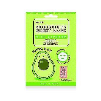 Sugu Beauty Avocado Face Mask