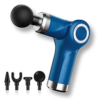 SPORX Massage Gun, Muscle Therapy Gun, Hand Held Body Deep Muscle Massager with Adjustable Speeds