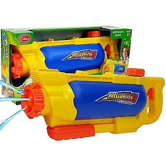 Pistolet à eau 1450 ml - Jaune - 42 x 18 x 8 cm