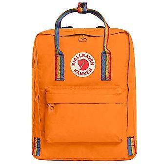 FJALLRAVEN luggage, Blue (burnt orange-rainbow model)