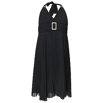 Frank Lyman grime halsen Diamante spenne kjole