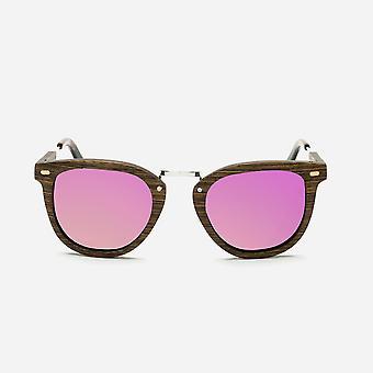 Cambium tofino sunglasses - wooden frame