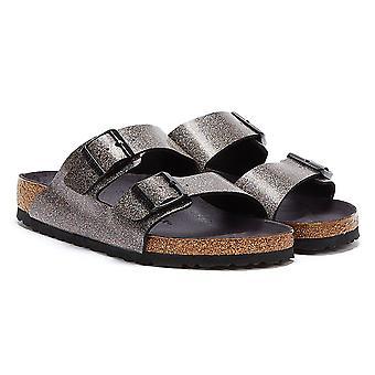 Birkenstock Arizona Birko Flor Musujące Damskie wielobarwne sandały