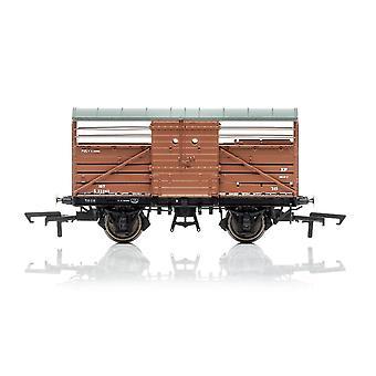 Hornby Dia.1530 עגלת בקר בריטית רכבות 552345 עידן 4 דגם רכבת