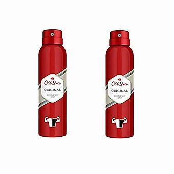 Deodorant Original Old Spice (150 ml) (2 x 150 ml)