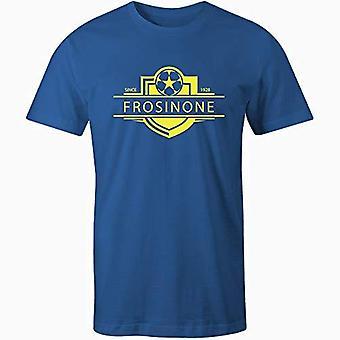 Sporting empire frosinone 1928 established badge kids football t-shirt