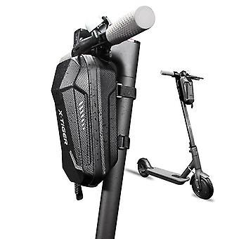 Elektrisk løbehjul taske 2l vandtæt 3d shell stødsikker cykel taske elektrisk skateboard cykel tilbehør