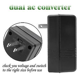100w Power Converter Adapter 110v/120v To 220v/240v Dual Voltage Converter