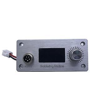 T12 90w juotosasema moduuli piirilevy digitaaliseen juotosrauta-aseman lämpötilansäädinlevysarja hakko t12 kahva