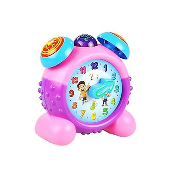 Pädagogische Spieluhr - Lernen, die Uhr zu sehen Englisch