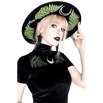 Restyle Fern Wide Brim Hat