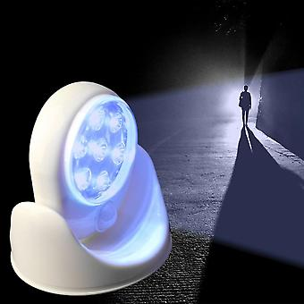 Motion Activated Sensor Lamp Stick Up Led Light come si vede su Tv Cordless