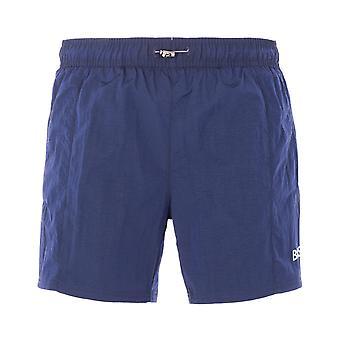 BOSS Bodywear Fitfish Swim Shorts - Navy