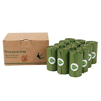 Biodegradabile Dog Poop Pungi Eco-friendly Pet Waste Dispenser