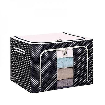 Huacreate 1pc Cute Pattern Storage Box Clothes Packing Case Toy Snacks Sundries Oraganier Visual