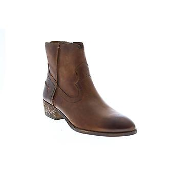 Frye Adult Womens Ray Seam Short Ankle & Booties Boots