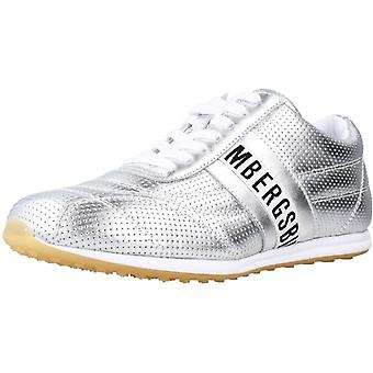 Bikkembergs Sport / Zapatillas Bahia - Low Top Lace Up Color Silver