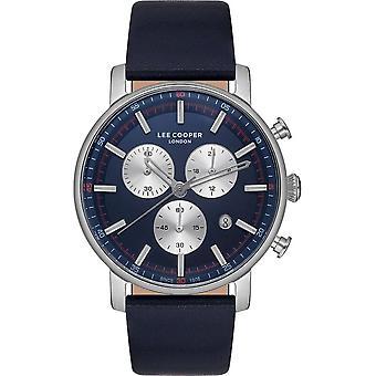 Lee Cooper Armbåndsur Menn Stuart LC07183,399 Bleu