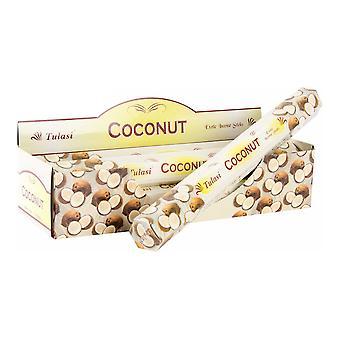 Bâtons de parfum DKD Home Decor Coconut (20 pcs)