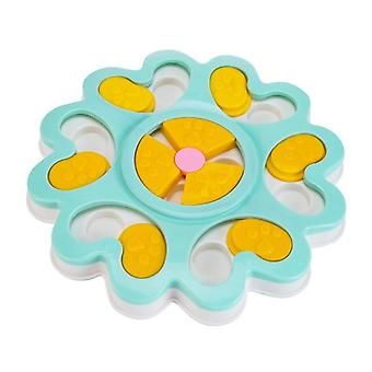 Pawstrip Jouets éducatifs pour chiens Flower Design Anti Choke Dog Toys 25 * 3cm| Jouets pour chiens
